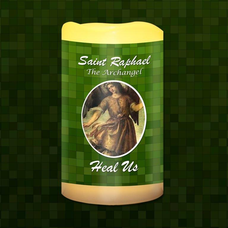 St Raphael the Archangel