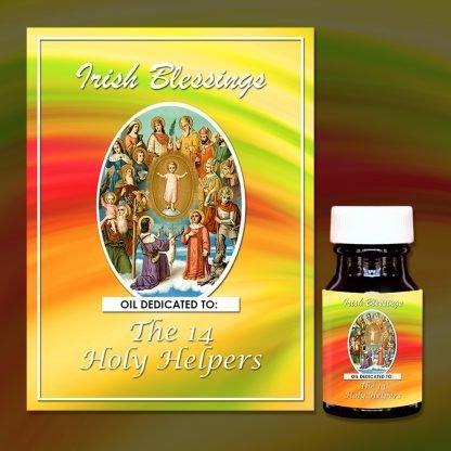 14 Holy Helpers Healing Oil