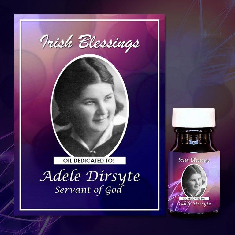 Adele Dirsyte Healing Oil
