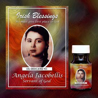 Angela Iacobellis Healing Oil (Servant of God)