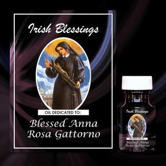 Blessed Anna Rosa Gattorno Healing Oil