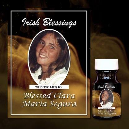 Blessed Clara Maria Segura Healing Oil