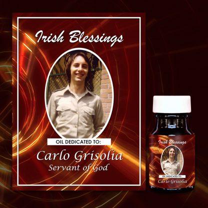 Carlo Grisolia Healing Oil