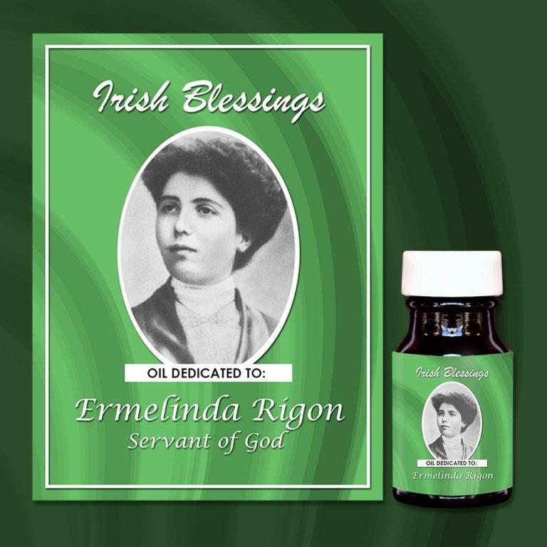 Ermelinda Rigon Healing Oil