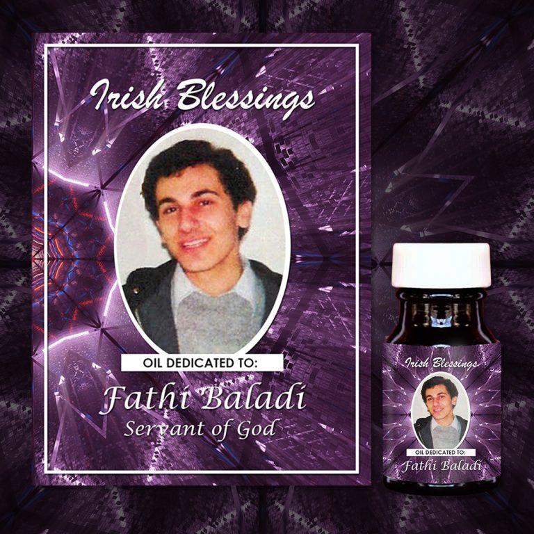 Fathi Baladi Healing Oil