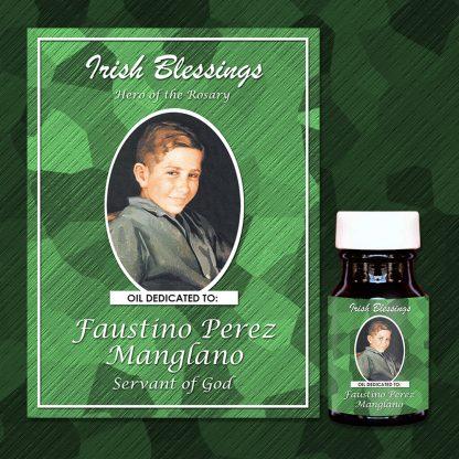 Faustino Perez Manglano Healing Oil