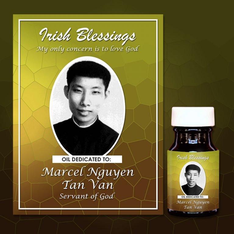 Marcel Nguyen Tan Van Healing Oil