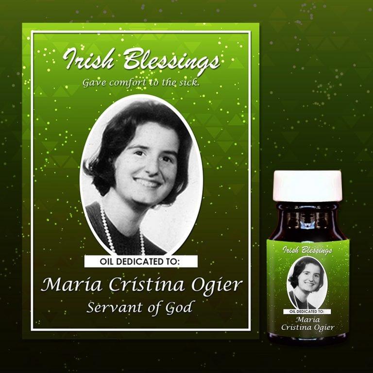 Maria Cristina Ogier Healing Oil
