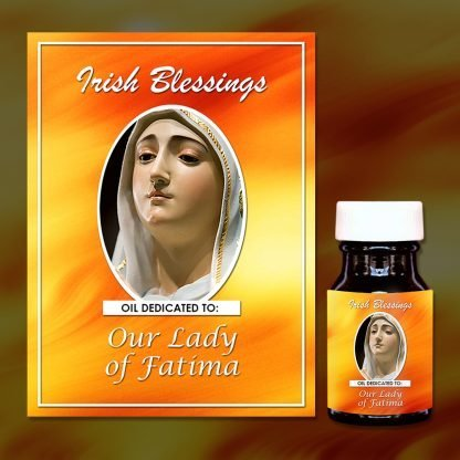 Our Lady of Fatima Healing Oil