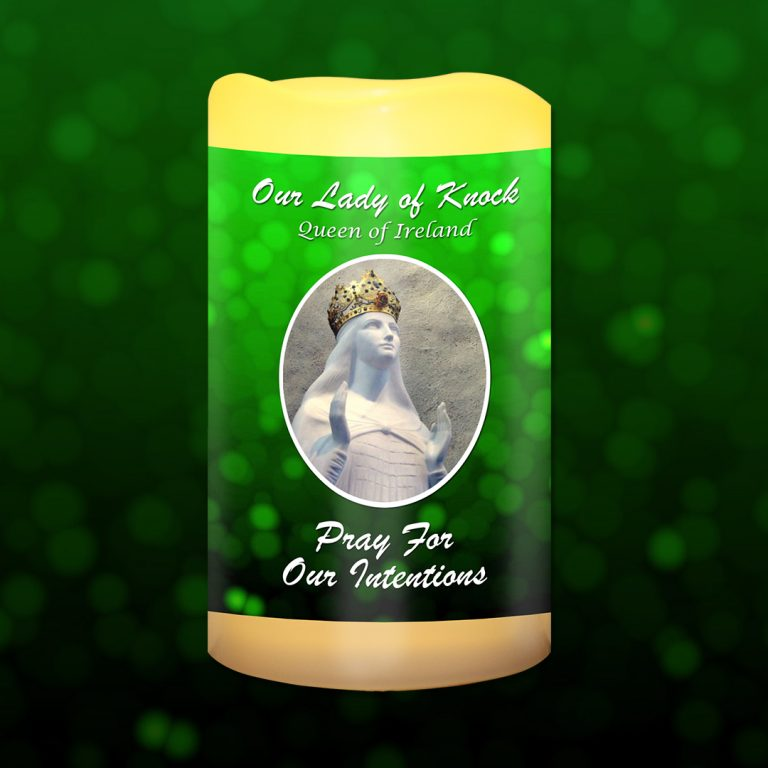 Our Lady of Knock C (Queen of Ireland)