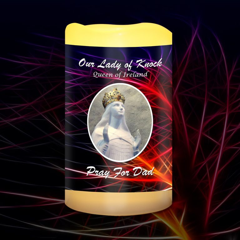 Our Lady of Knock L (Queen of Ireland)