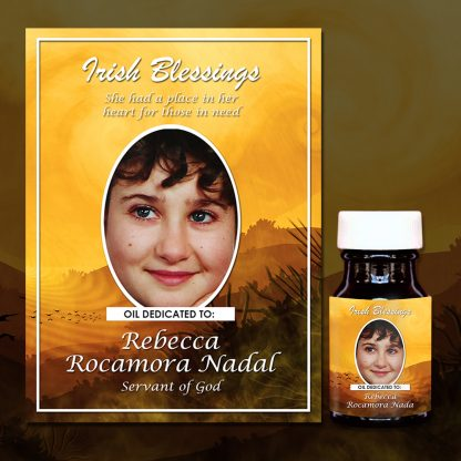 Rebecca Rocamora Nadal Healing Oil