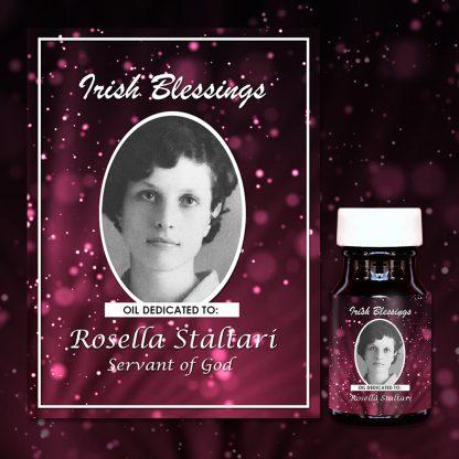 Rosella Staltari Healing Oil