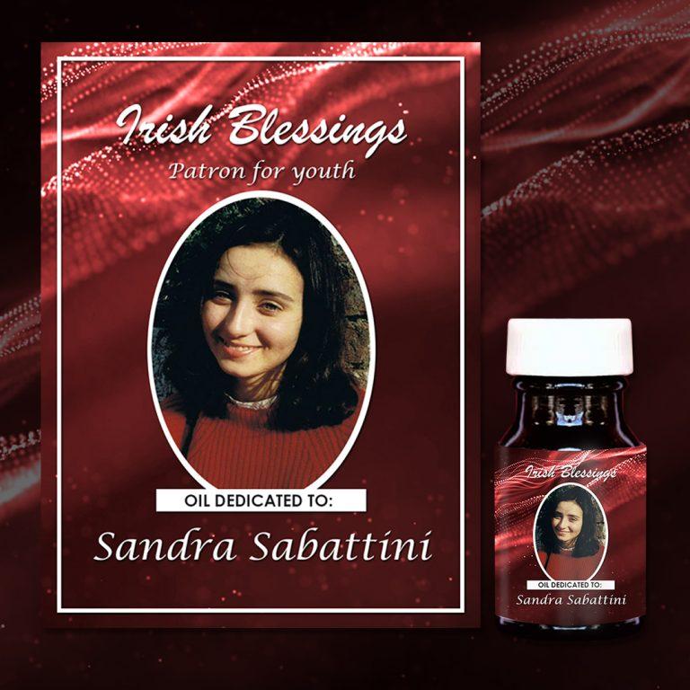 Sandra Sabattini Healing Oil