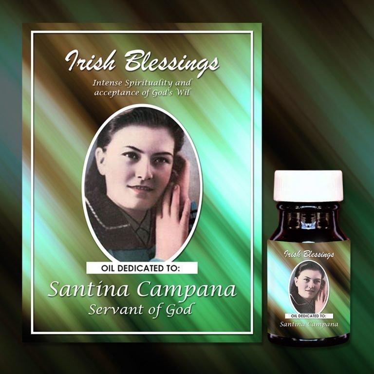 Santina Campana Healing Oil