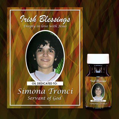 Simona Tronci Healing Oil
