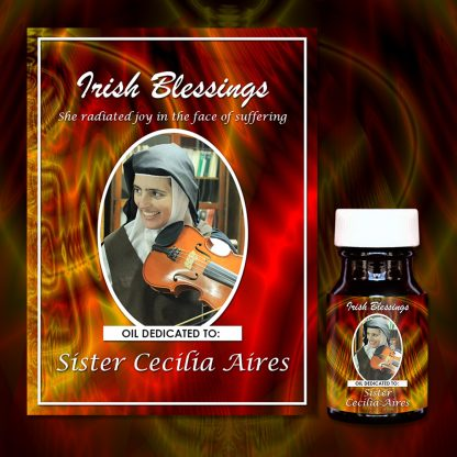 Sister Cecilia Aires Healing Oil