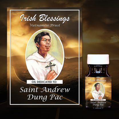 St Andrew Dung Pac Healing Oil (Vietnamese Priest)
