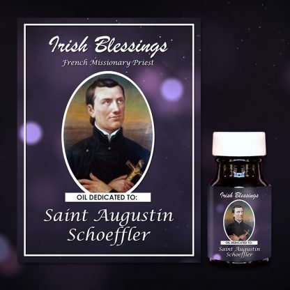 St Augustin Schoeffler Healing Oil (A French Missionary and Priest)