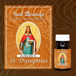 St Dymphna Healing Oil (Patron for nervous disorders)