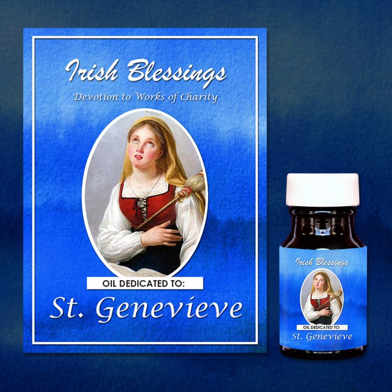 St Genevieve - Virgins | A Blessed Call To Love