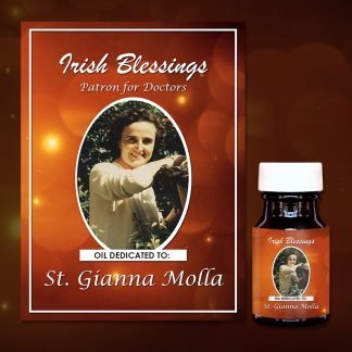 St Gianna Molla Healing Oil (Patron for Doctors)