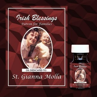St Gianna Molla Healing Oil (Patron for Families)