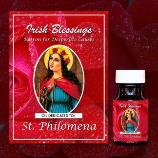 St Philomena Healing Oil (Patron for Desperate Causes)