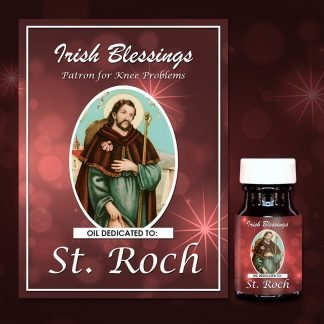 St Roch Healing Oil (Patron for Knee Problems)