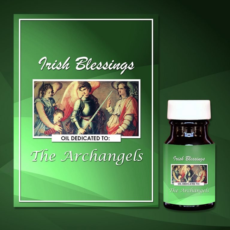 The Three Archangels Healing Oil