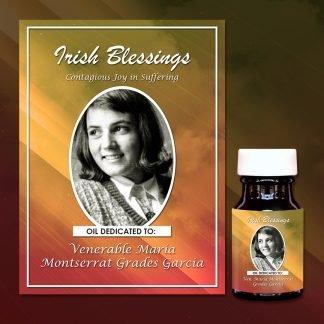 Venerable Maria Montserrat Grades Garcia Healing Oil