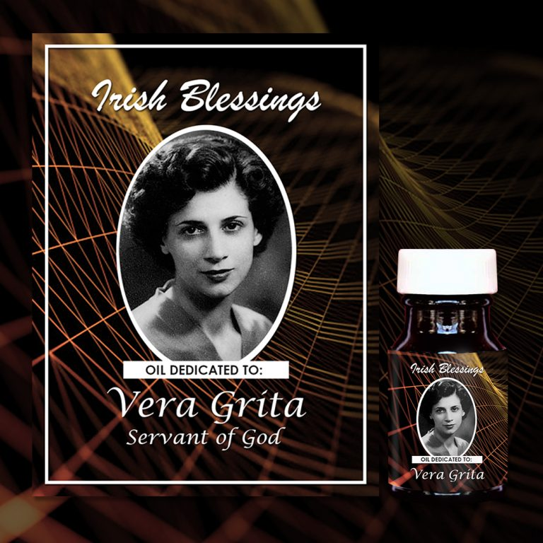 Vera Grita Healing Oil