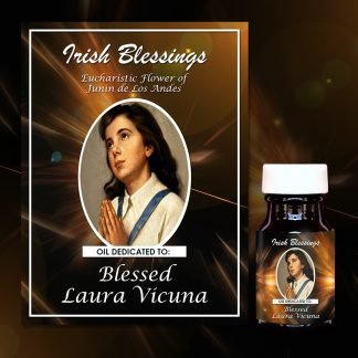 Blessed Laura Vicuna Healing Oil