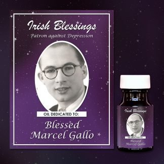 Blessed Marcel Gallo Healing Oil