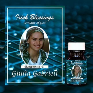 Giulia Gabrieli Healing Oil