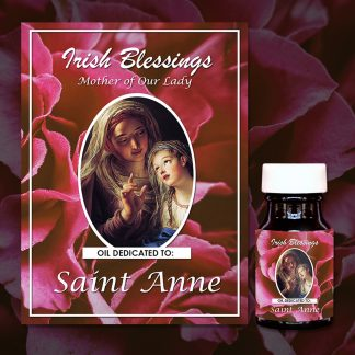 St Anne Healing Oil (Mother of Our Lady)