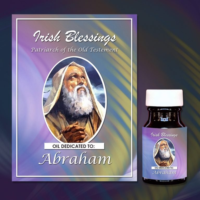 Abraham Healing Oil (Patriarch of the Old Testament)