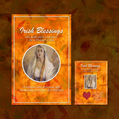 Esther on a Prayer Cloth
