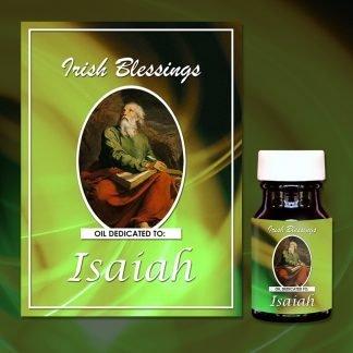 Isaiah Healing Oil