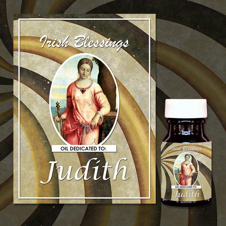 Judith Healing Oil