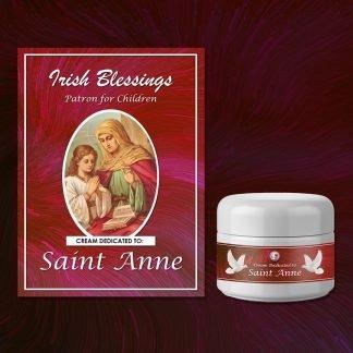 Saint Anne Healing Cream (Patron for Children)