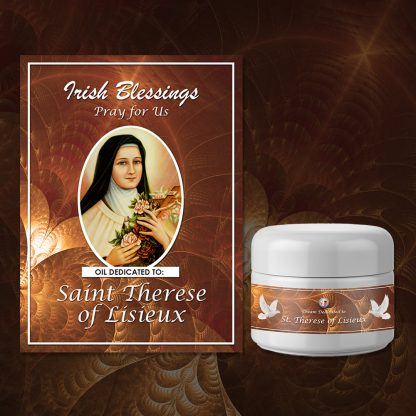 St Therese of Lisieux Healing Cream