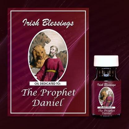 The Prophet Daniel Healing Oil