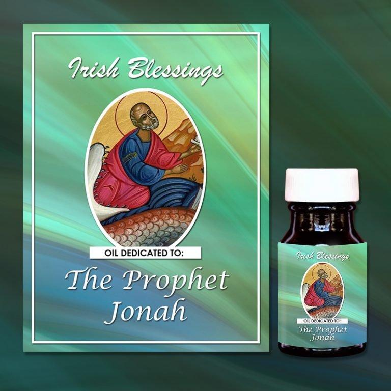 The Prophet Jonah Healing Oil