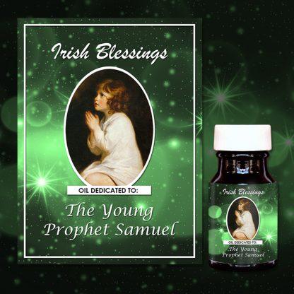 The Young Prophet Samuel Healing Oil