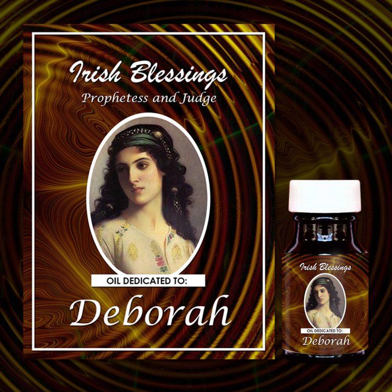 Deborah 2 Healing Oil