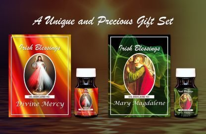 Divine Mercy and Mary Magdalene Set - Exclusive Gift