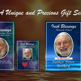 Fr Peter Rookey Miracle Priest Set - Exclusive Gift