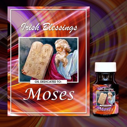 Moses Healing Oil