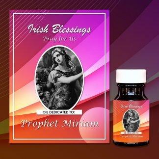 Prophet Miriam Healing Oil